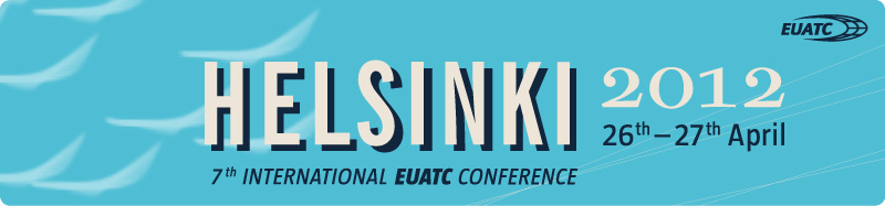EUATC Helsinki 2012 logo