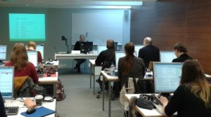 Maris Multilingual training at University of Helsinki
