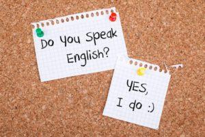 Englannin kielen koulutus
