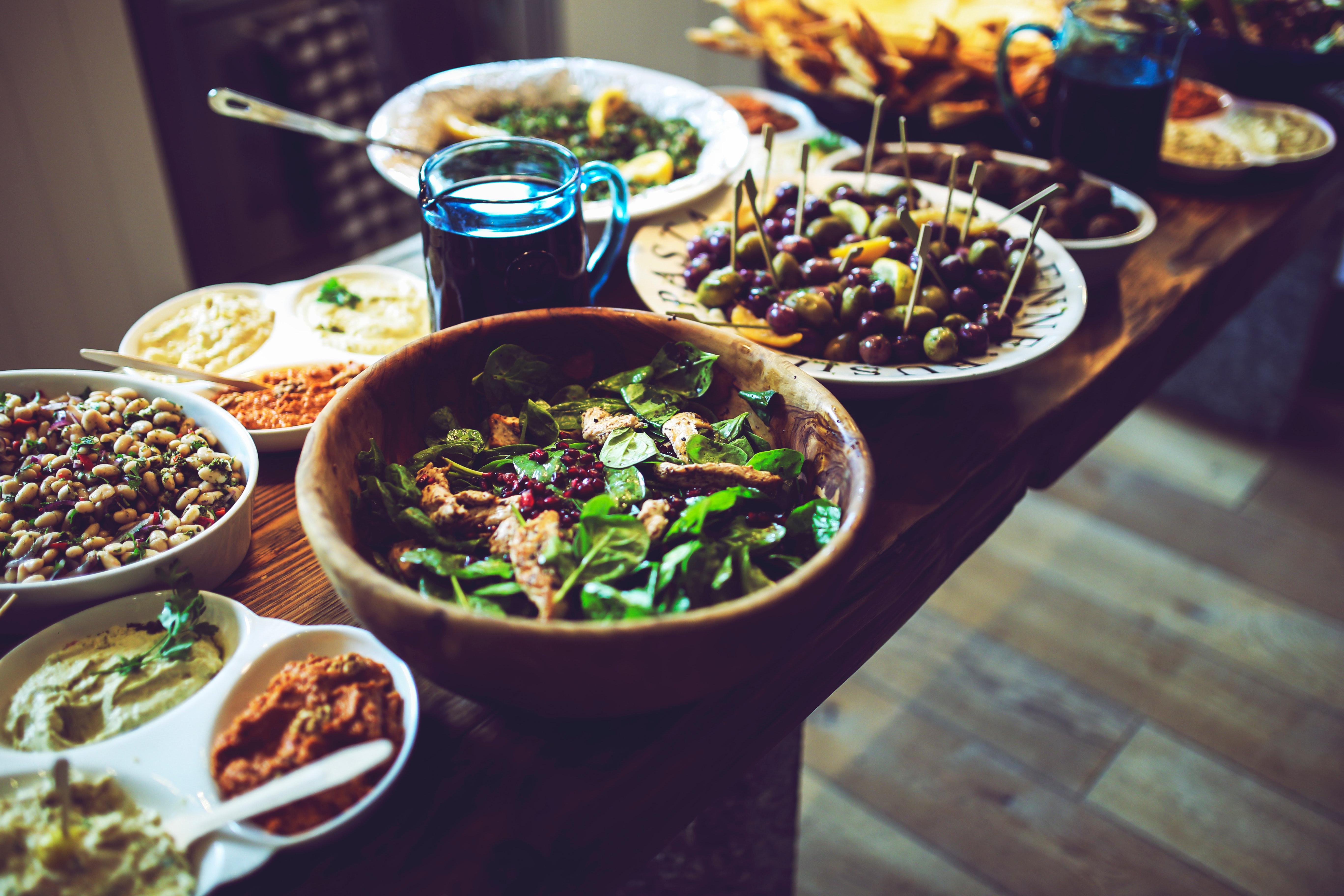 ruoka käännöksessä
